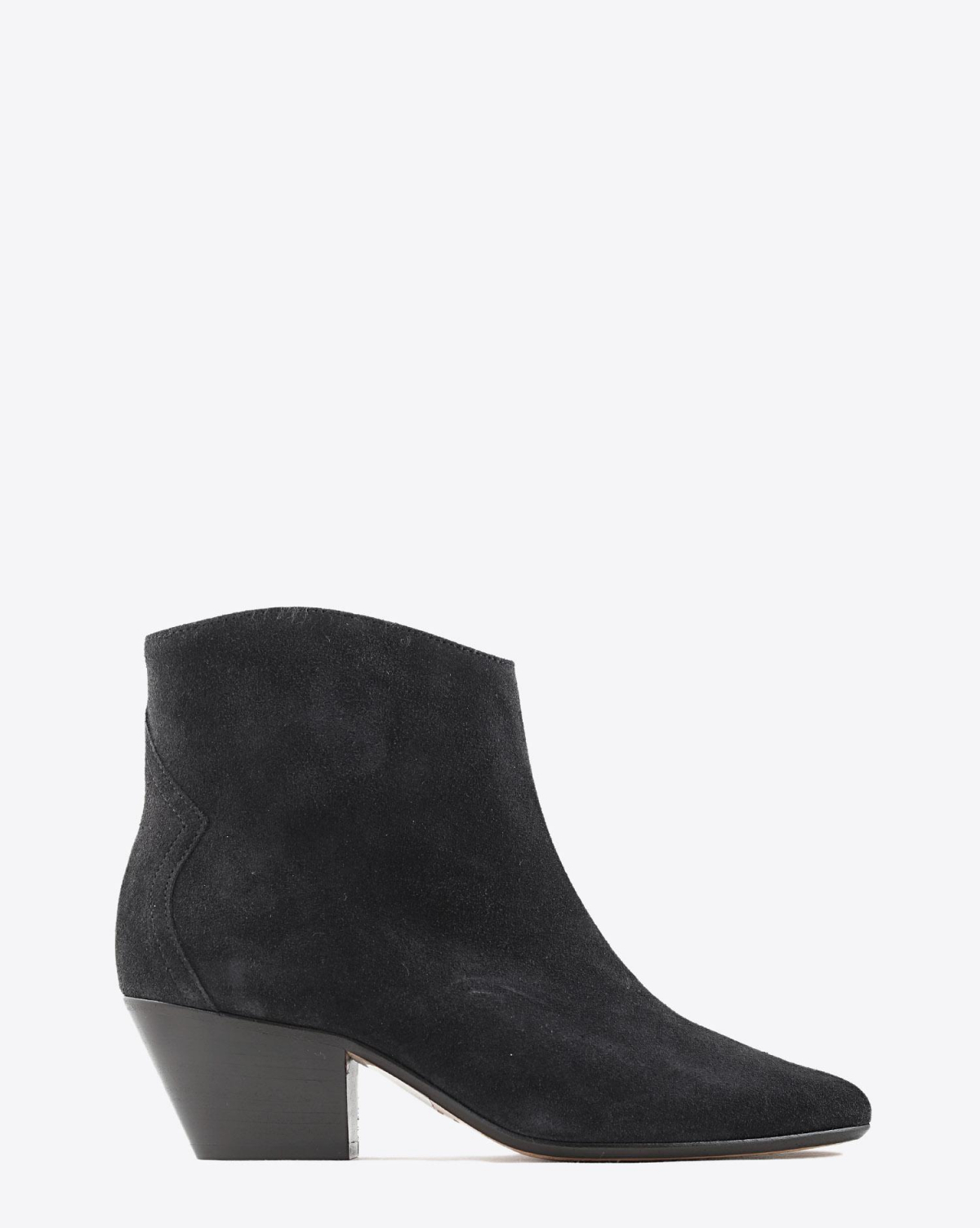 Isabel Marant Chaussures Boots DACKEN - Faded Black H20