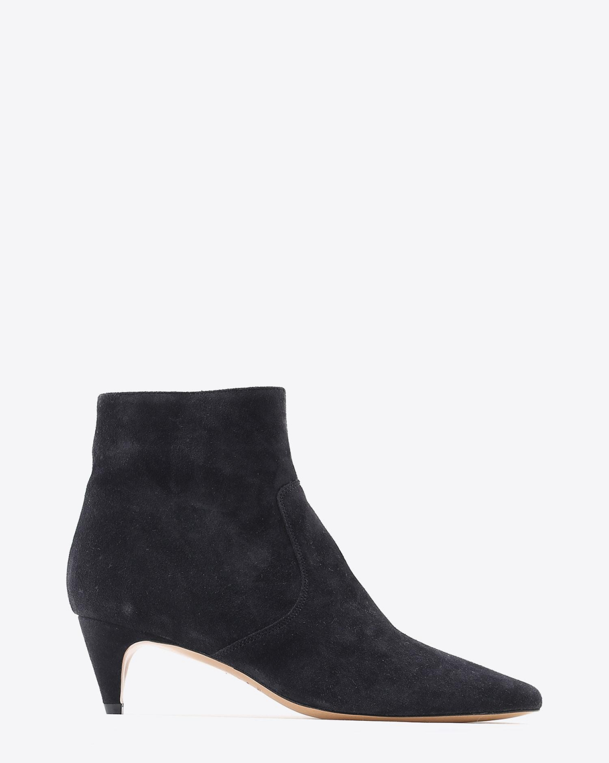 Isabel Marant Chaussures Boots DERST -  Suede Faded Black