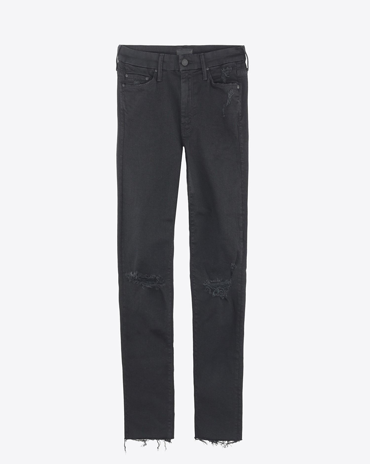 Mother Denim Pré-Collection Looker Ankle Fray - Guilty as Sin