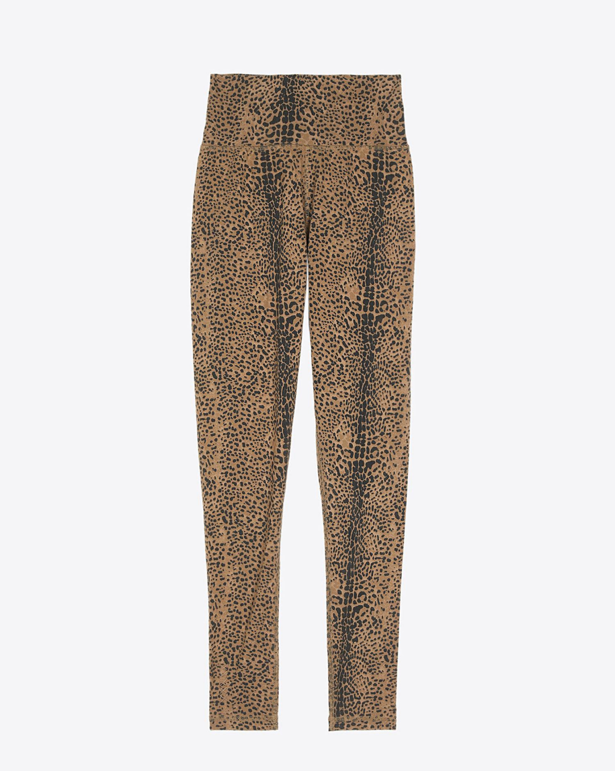 Ragdoll LA Leggings - Dark Brown Mini Leopard