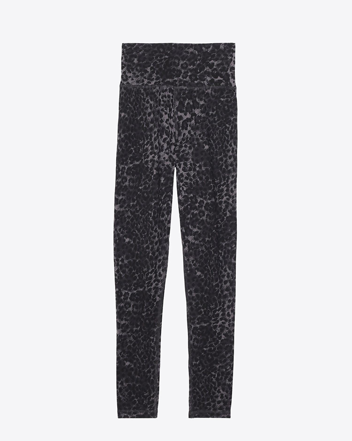 Ragdoll LA Leggings Anthracite Leopard