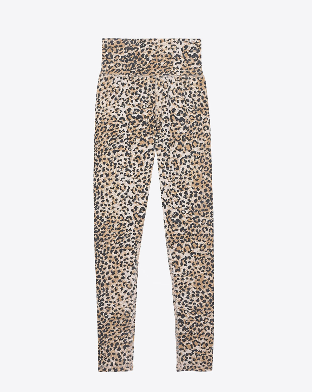 Ragdoll LA Leggings Brown Leopard