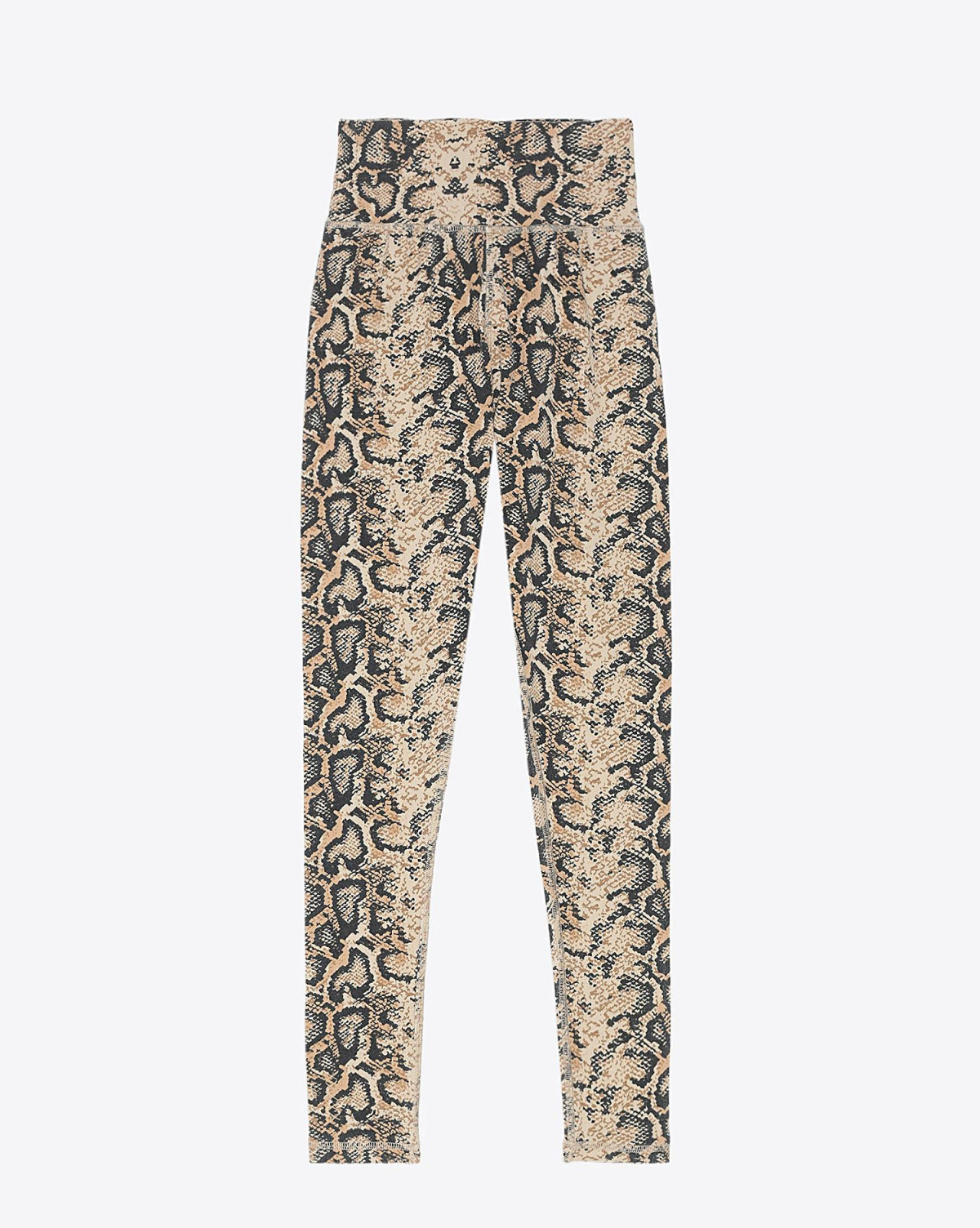 Ragdoll LA Leggings Brown Python