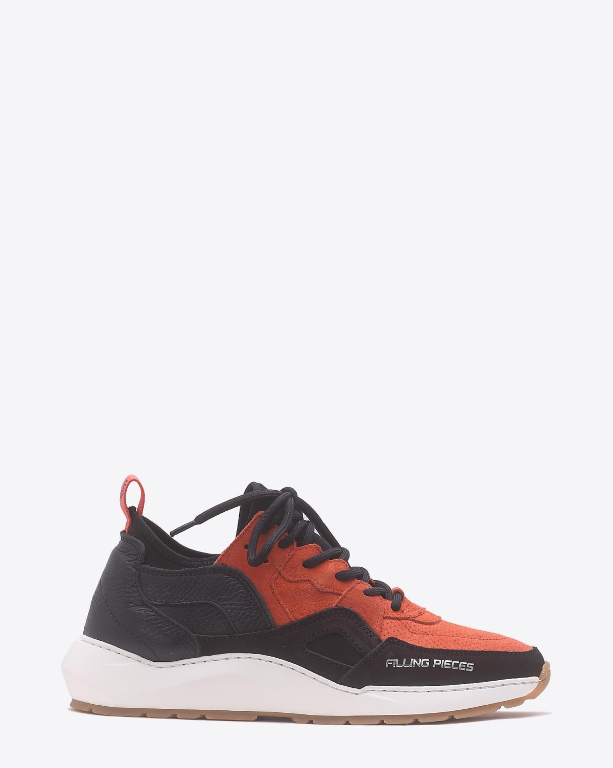 Filling Pieces Sneakers Atlantis Origin Low Arch Runner Republic Orange   Orange