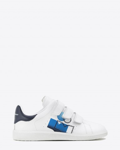 Isabel Marant Chaussures Baskets Brownsy - Blue
