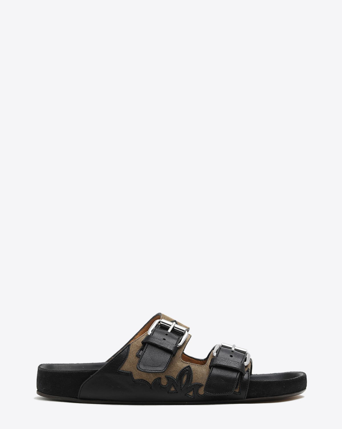 Isabel Marant Chaussures Sandales Lennyo - Taupe