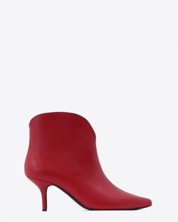 Boots Annabelle rouge Anine Bing