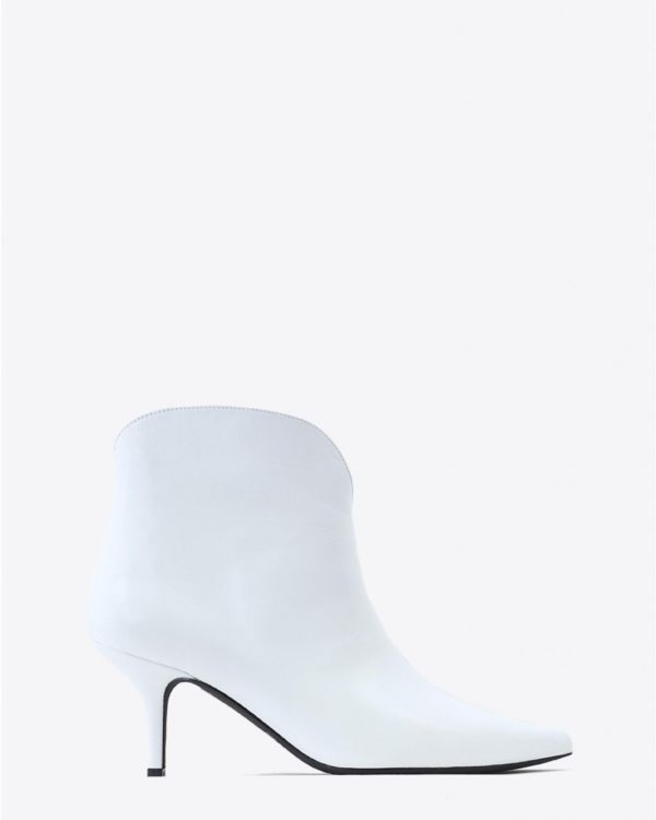 Annabelle boots blanche Anine Bing
