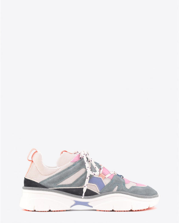 Sneakers Isabel Marant Chaussures Sneakers KINDSAY - Greyish Blue