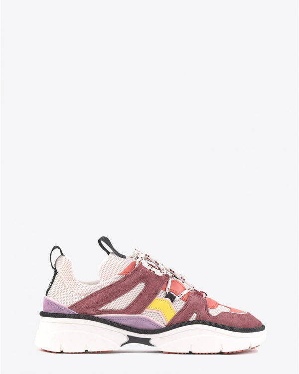 Sneakers Isabel Marant Chaussures Sneakers KINDSAY - Raspberry