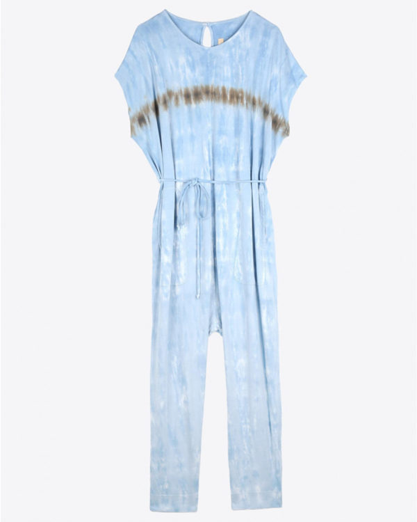 Combinaison Raquel Allegra Pré-Collection Jumpsuit TD - Blue Stripes