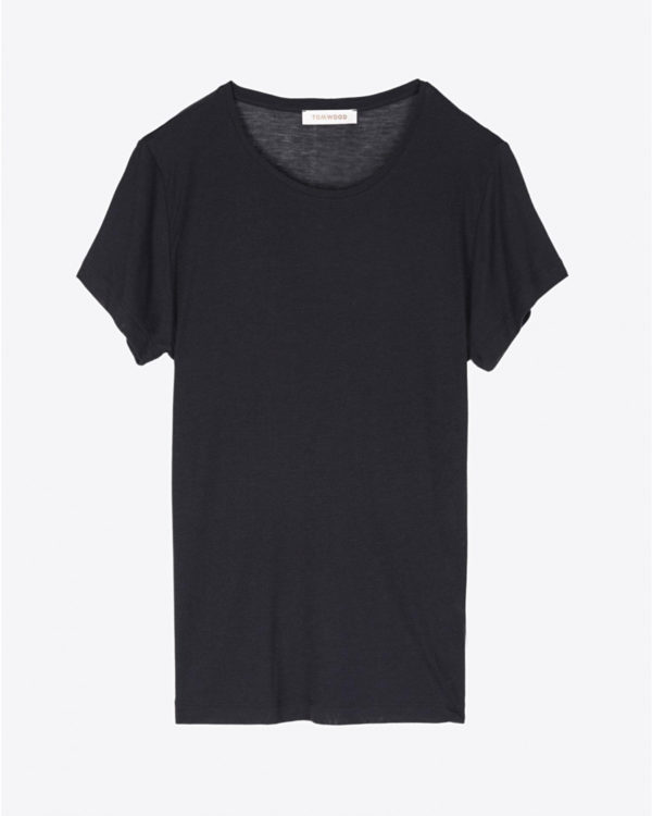 Tee Shirt Tom Wood Pick Up Tee - Pistol Black