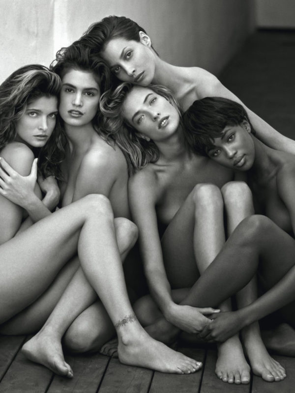 Grand Boutique pays tribute to Peter Lindbergh, the photographer of models